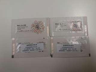 (包郵) Paul & Joe Liquid Foundation 0.27 ml x 4 packs