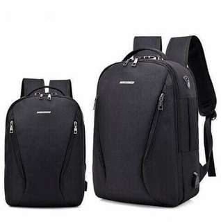 Anti-theft bag 15inch new design! With coded lock, headset hole, side handle, free usb data wire
