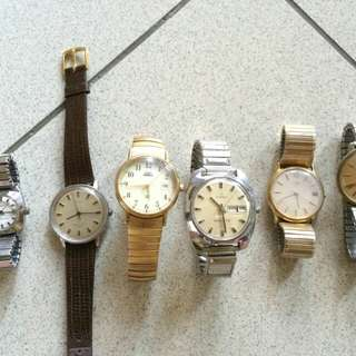 Timex watches!!! Repriced!!! 1st birthday month celebration of my son