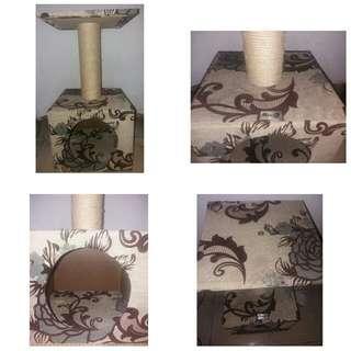 Mainan Rumah Kucing merk PEPETS