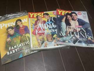 Aldub magazine 3 for 100 only
