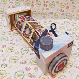 🚚 手工旋轉相機卡片