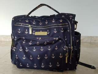 Jujube Diaper Bag (legacy, nautical)