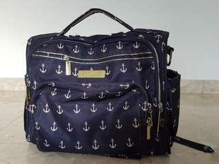 Jujube Diaper Bag (legacy, nautical)
