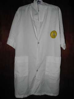Lab Gown for TIP