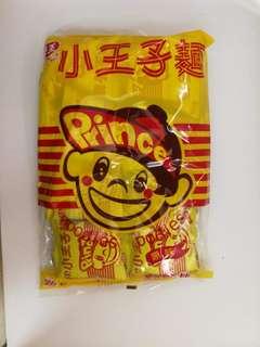 ✈大玩台灣代購✈小王子麵300g 20入7種口味