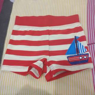 MotherCare Baby Boy Swimming Swimwear Trunks 6-9M