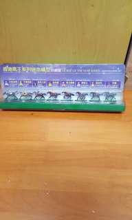 9192 全新香港馬王系列迷你模型珍藏版 $50