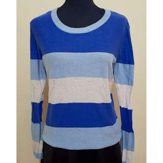 Bench Striped Pullover
