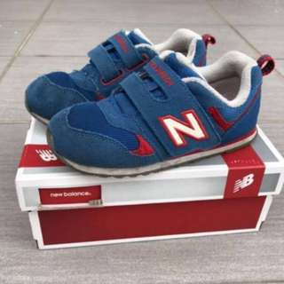 Unisex Kids Authentic New Balance