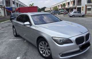 Bmw 730li 2010 continue loan direct owner
