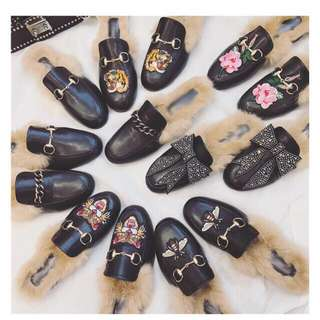 Inspired Gucci Loafers