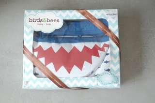 1 set Gift Set: Baby blanket