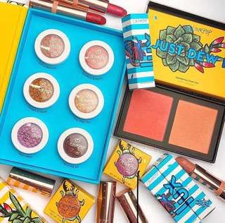 Colourpop Spring Collection