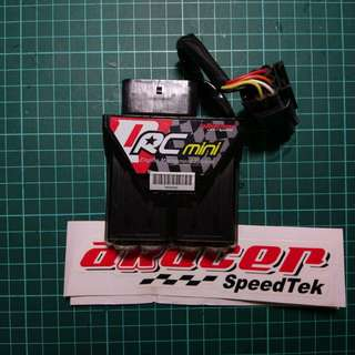 🚚 Aracer rcc mini4c for smax