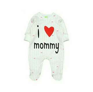 I Love Mommy Daddy Jumper