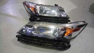 Honda Stream RN6 Head Lamp 1 Pair
