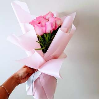#069 Just Pink Bouquet