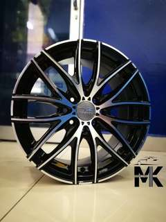 15inch OZ Wheel