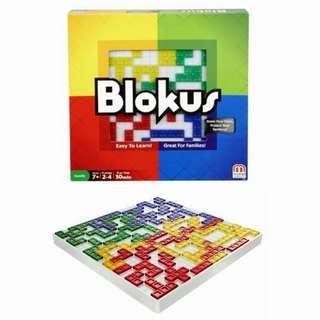 BNIB: Blokus Game