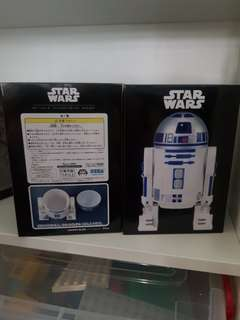 Brand New In Box Star Wars R2-D2 Big Box - Premium Figure