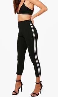Boohoo Stripe Pants