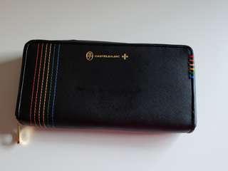 Authentic Castelbajac Black Wallet