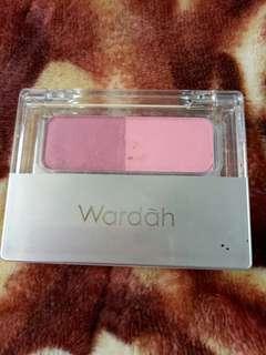 Wardah blush on B