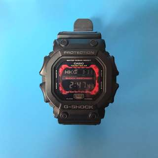 Casio GX56 King of Gshock Tough Solar