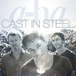 a-ha ‎– Cast In Steel CD