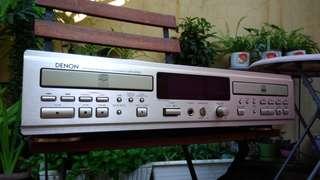 Denon CDR-W1500 CD Recorder/Player