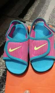 Nike Sandals Pink 7c