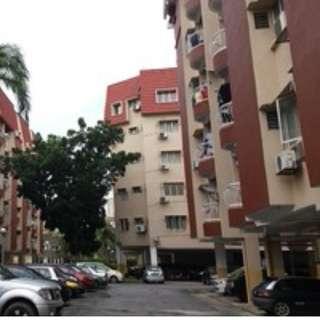 Condominium Untuk Di Jual - Teratai Mewah Condo ( Setapak, KL )