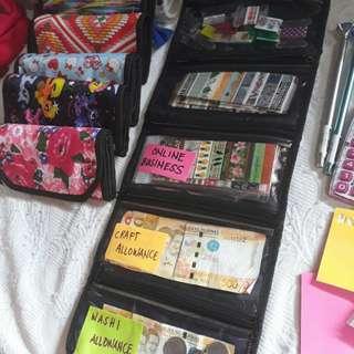 Craft/Money/Budget Organizer