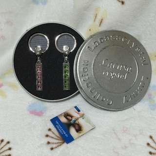 LACASA CRYSTAL key holder