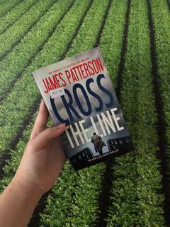 James Patterson 'Cross the Line'