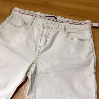 Repriced! Old Navy White Jeans
