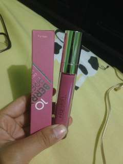 Lip cream wardah shade no 10