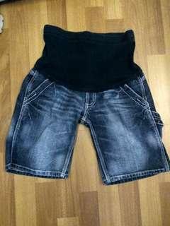 Maternity Jeans - Celana Jeans dengan Karet untuk wanita hamil