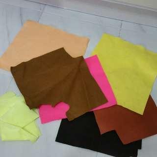 Free - Felt materials for DIY craft handmade