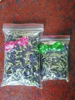 蝶豆花(無農藥)