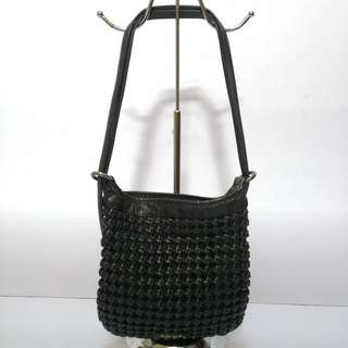 Cobo Genuine Leather Two-way Bag - Shoulder Bag and Backpack: On Sale