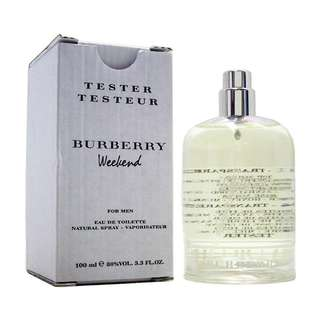 Parfum Original Burberry Weekend for Men Tester