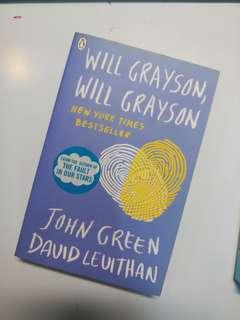 Will Grayson, Will Grayson- John Green