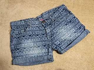 JusTees Denim Shorts