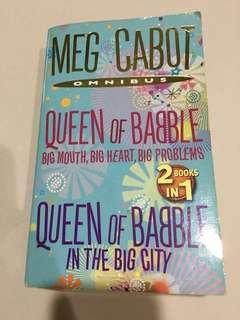 Meg Cabot 2 Books in 1