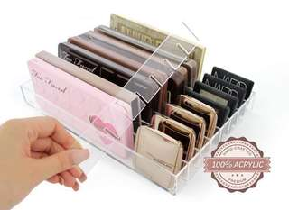 Alex Drawer Divider Makeup Storage Eyeshadow Palette