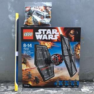 LEGO Star Wars - First Order TIE Fighter bundle