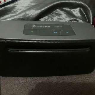 Geek Rover bluetooth speaker