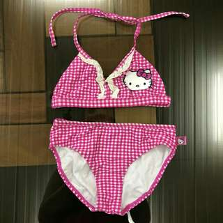 Authentic Sanrio Hello Kitty Swimwear